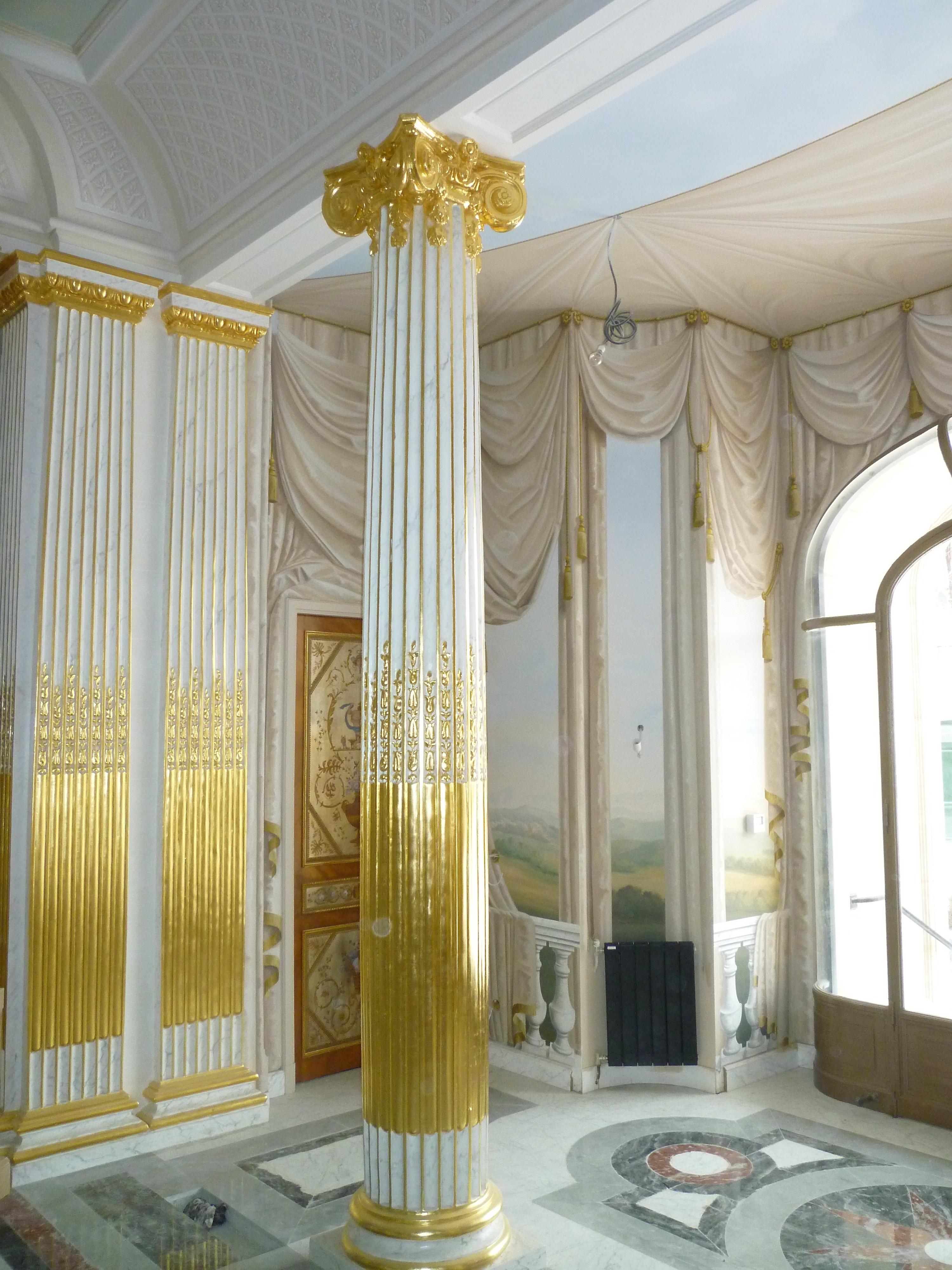 Ambiance – Hôtel Particulier/Mansion – Neuilly-sur-Seine – France