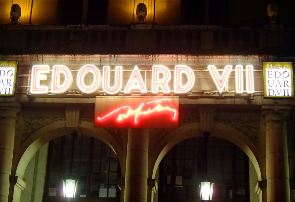 Théâtre Edouard VII - Paris
