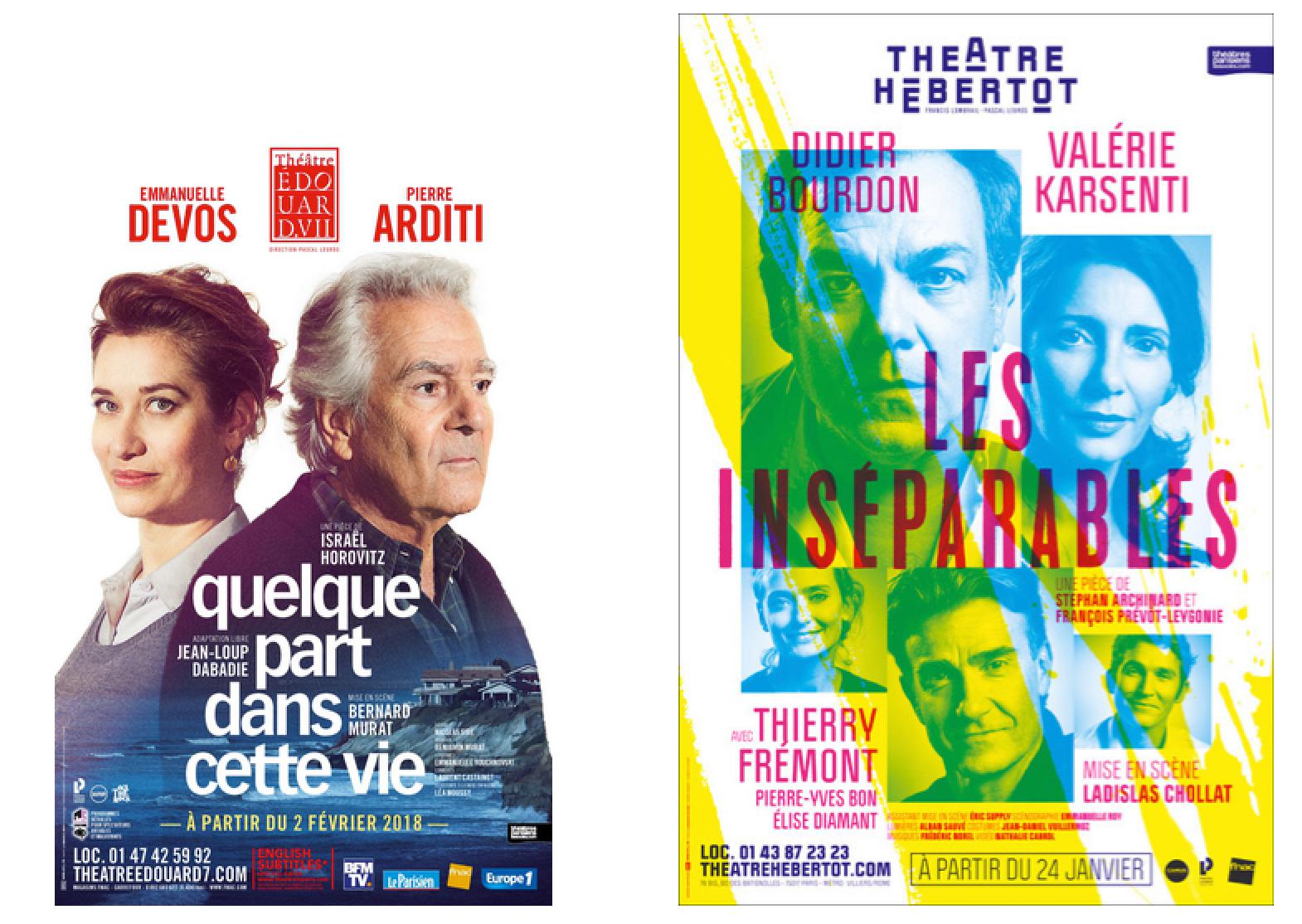 Théâtre Heberto - Théâtre EdouardVII