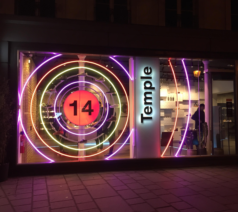 """Le BHV Marais - """"14Temple"""" - Boutique/retail  (Paris)"""