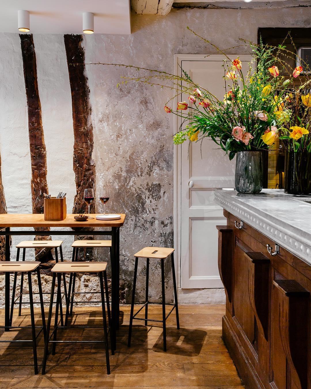 FRENCHIE Bar à Vins - Chef Grégory MARCHAND - Paris 2è