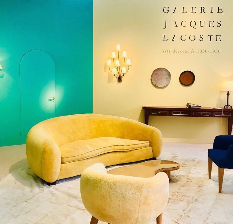 MV DECOR - Biennale 2018 - Stand Jacques LACOSTE - Conception Be Attitude
